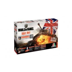 Model Kit World of Tanks 56504 - Cromwell (1:56)