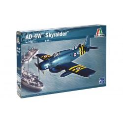 Model Kit letadlo 2757 - AD-4W Skyraider(1:48)