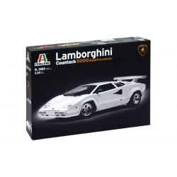 Model Kit auto 3683 - LAMBORGHINI COUNTACH 5000 (1:24)