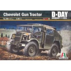 Model Kit military 0240 - Chevrolet Gun Tractor (1:35)