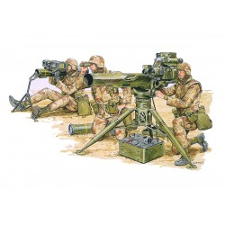 Model Kit figurky 3012 - U.S. MARINE TANK KILLERS (1:35)