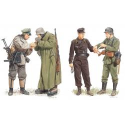 Model Kit figurky 6343 - STALINGRAD INFERNO (1:35)