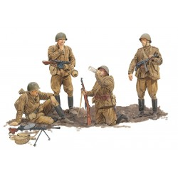 Model Kit figurky 6376 - SOVIET GUARDS INFANTRY 1944-45 (GEN2) (1:35)