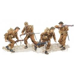 Model Kit figurky 6515 - ALLIED ASSAULT (MONTE CASSINO 1944) (1:35)