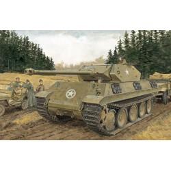 Model Kit tank 6561 - ERSATZ M10 (SMART KIT) (1:35)