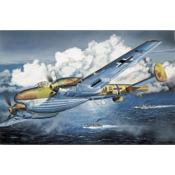 "Model Kit letadlo 3207 - Bf110D-1/R1 ""DACKELBAUCH"" (WING TECH) (1:32)"