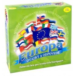 Európa, otázky aodpovede