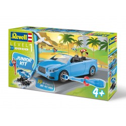 Junior Kit auto 00801 - Convertible (1:20)