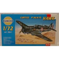 Curtiss P-36/H.75 Hawk 1:72