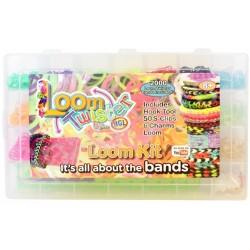 Loom Twister - Veľký kreatívne kufrík