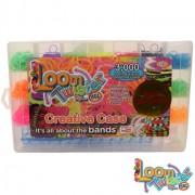 Loom Twister - Veľký kreatívny kufrík 3000ks