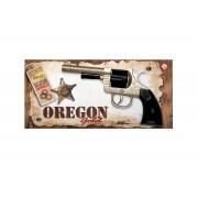 Westernový revolver Oregon Gold