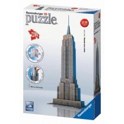 Empire State Building 216 3D dielikov