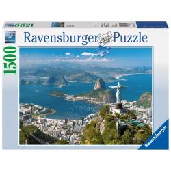 Pohľad na Rio 1500 dielikov