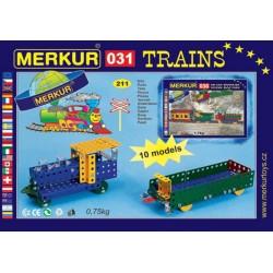 M031 Železničné modely