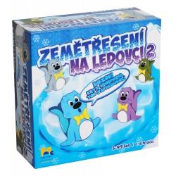 Zemetrasenie na ľadovci 2