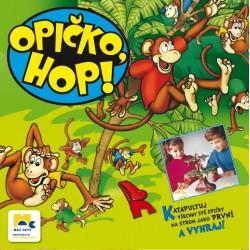 Opička, HOP