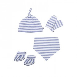 Baby Bites NEWBORN PACK Blue Sailor