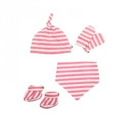 Baby Bites NEWBORN PACK Pink Sailor