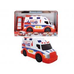 AS Ambulancia 33cm, svetlo, zvuk