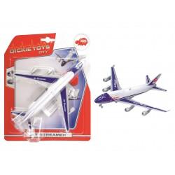 Lietadlo Jet Streamer