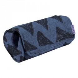 Dooky Arm Cushion Blue Tribal