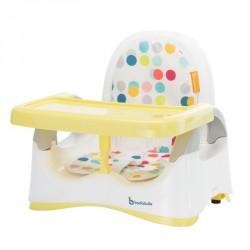 Badabulle přenosná židlička Comfort Yellow