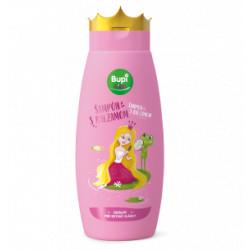 Bupi KIDS šampón s balzamom Krásna zlatovláska