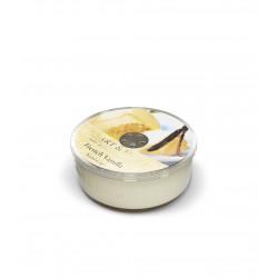 """Francúzská vanilka"" sviečka v mištičke"