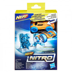 Nerf Nitro náhradné autíčko a prekážka