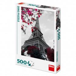 Pod Eiffelovou vežou 500D