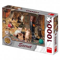Mačičky 1000D secret collection