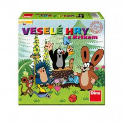Veselé hry s Krtkom hra detská
