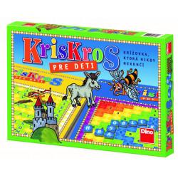 KRIS KROS PRE DETI Detská hra
