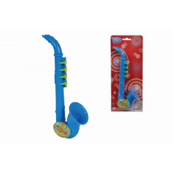 MMW Saxofón modrý 26 cm