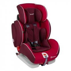 BabyGo autosedačka SIRA Isofix I-II-III Red