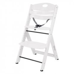BabyGo jídelní židlička FAMILY XL White