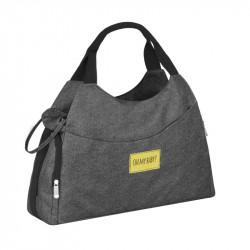 Badabulle taška Multipocket Smoked Grey