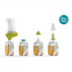 Babymoov Kiinde štartovacia sada FOODII Starter Kit™