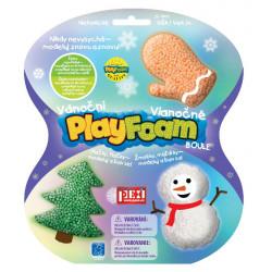 Plastelína PlayFoam Boule-Vianočný set
