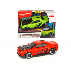Auto Dodge Challenger SRT Hellcat, 2 druhy
