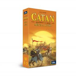 ALBI Catan - Mestá a rytieri 5-6 hráčov