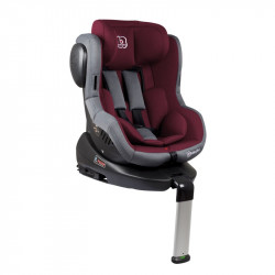 BabyGo autosedačka ISO 360 Red