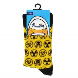 ALBI Ponožky - Toxické