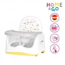 Badabulle prenosná stolička HOME & GO Sun