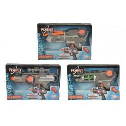Planet Fighter zbraň 22cm, 3 druhy
