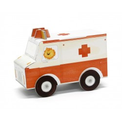 Ambulancia auto