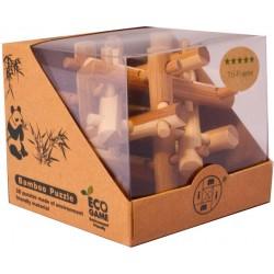 Bambusový hlavolam - Hranica