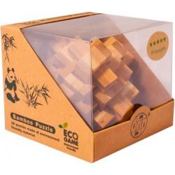 Bambusový hlavolam - Stupnica