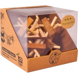 Bambusový hlavolam - Ihlan